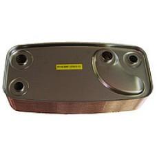 Теплообменник вторичный, пластинчатый для котлов Immergas Major24
