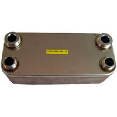 Вторичный теплообменник для газового котла купить водяные солнечные теплообменники