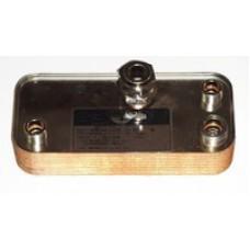 Теплообменник вторичный, пластинчатый для котлов Immergas